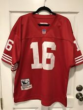 Mitchell & Ness NFL San Francisco 49ers Joe Montana 1990 Replica Jersey 2xl 54