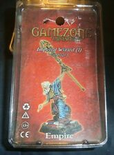 Gamezone Miniatures Fantasy Mini 28mm Imperial Wizard Pack COMPLETE