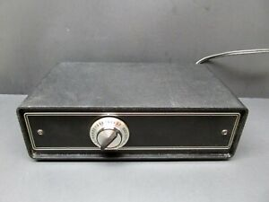 OAK Industries Inc. Multi Code CATV Cable Converter Box, Model No. M35B
