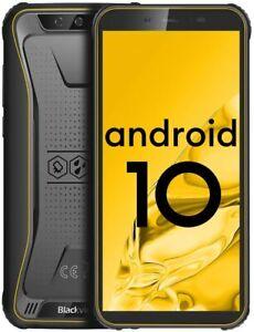 Téléphone Blackview BV5500 Plus Android 10 Smartphone Débloqué 4G 3Go+32Go NFC