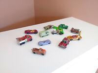 Vintage Matchbox Cars - Lot of 11