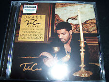 Drake Take Care (Australia) Deluxe 17 Track CD – LIke New