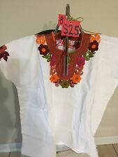 Hand-Made Traditional Mexican Blouse