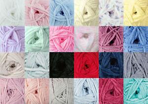 Flutterby Chunky Yarn & Free Knitting Pattern James Brett Wool 1 or 5 100g Balls