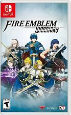 Fire Emblem Warriors (Nintendo Switch, 2017) Brand New