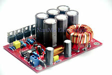DC12V To Dual DC 32V Boost Power Supply Board Switch 180W For TDA7294 Amplifier