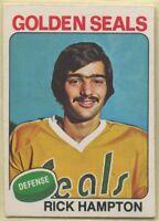 1975-76, O-PEE-CHEE, Hockey, #'s 1 - 125, includes variation, error cards
