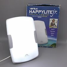 Verilux HappyLite Jr. HPL-2 Sunshine Simulator Tabletop Wall SAD Therapy Light