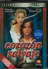 Corazon Salvaje DVD (Edited From Original Telecast w/English Subtitles New