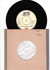 """7""""- The Jets - Love makes the World go round ---"""