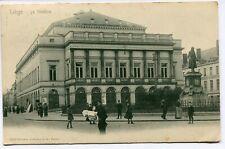CPA - Carte Postale - Belgique - Liège - Le Théâtre - 1903 (B9332)