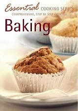 Baking : Comprehensive, Step-by-Step Cooking-ExLibrary