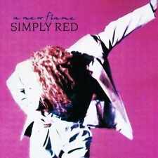 Simply Red : A New Flame CD (1989)