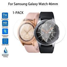 9H Hartglas Displayschutzfolie Schutzhülle Folie für Samsung Galaxy Watch 46mm