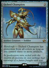 Etched Champion FOIL | NM | Modern Masters 2015 | Magic MTG