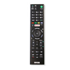 New RMT-TX100D Replace Remote for Sony TV KDL-50W809C KD-55X8501C KD-55X850xC