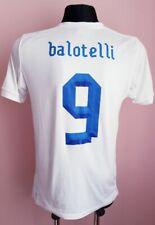 ITALY AWAY FOOTBALL SHIRT SIZE L PUMA 2012 2014 CAMISETA JERSEY MAGLIA Balotelli