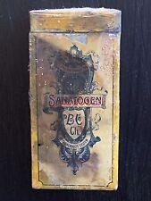 "1910 ""Sanatogen"" Magic Cure All Filled Tin"
