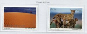 19474) United Nations (Vienna) 2005 MNH New Nature China Africa