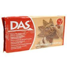DAS 387600 Air Drying Modelling Clay 1kg Terracotta