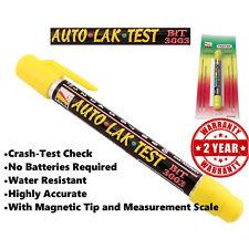 ALT Bit 3003 Car Paint Thickness Magnetic Tester Meter Gauge CRASH-TEST CHECK