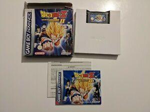Dragon Ball Z L'Héritage de Goku 2 II - Game Boy Color - Nintendo Variant Cover