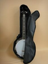 Caraya Tenor 4-string Banjo Bj-004 Hard Case -for Kenya97