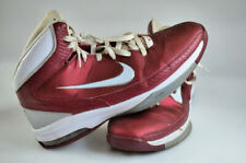 new style 1383c 9fc82 Nike Air Max Maroon Basketball Shoes Hi Top Size 11.5