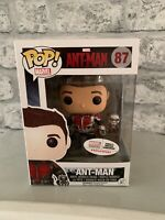 Funko Pop! Ant-Man #87 Marvel Collectors Corps Exclusive (Unmasked)