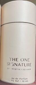 New The One Signature By Kristin Ess Hair Eau de Parfum 1 fl oz Perfume -Rare