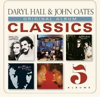 Daryl Hall & John Oa - Original Album Classics [New CD] Boxed Se