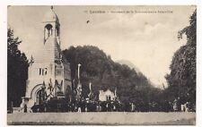 lourdes monument de la reconnaissance interalliée  (a0116)