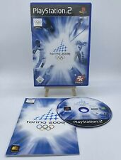 Torino 2006 - The Olympic Winter Games (Sony PlayStation 2) Mit Anleitung + Top!