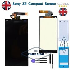For Sony Xperia Z5 Compact mini E5803 E5823 LCD Screen Display Touch Digitizer