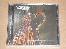 WARLOCK (DORO) - TRUE AS STEEL - CD SIGILLATO (SEALED)