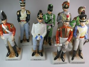 Porcelain China Napoleonic Soldier Figurines SELECTION PLEASE CHOOSE