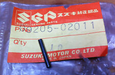 GENUINE SUZUKI GS250  GS450   Pin, Spring (2.5x18)     09205-02011