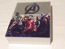 Marvel Avengers Assemble 6 Movie Blu Ray Collection – Phase 1 Limited – Used