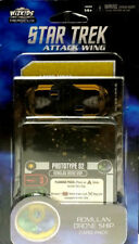 Star Trek Attack Wing: Romulan Drone Ship Card Pack WZK72939