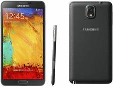 "Samsung Galaxy Note 3 SM-N9005 32GB Nero GSM Sbloccato Android Smartphone 5,7"""