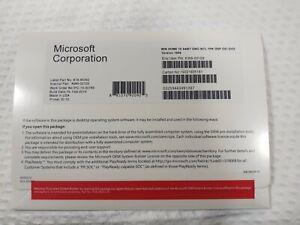Microsof Windows 10 Home 64BIT English INTL 1PK DSP OEM DVD Version 1909