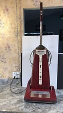 """Rare Riccar Upright Vacuum High Performance Hp-30 """"The Quiet One"""" Works"""