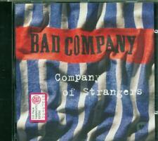 Bad Company - Company Of Strangers Cd Perfetto