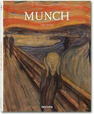 MUNCH ~ PROFUSELY ILLUSTRATED TASCHEN HC ~ BRAND NEW & OUT OF PRINT!