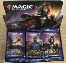 MTG Magic the Gathering Throne of Eldraine Booster Pack Free Shipping in Canada