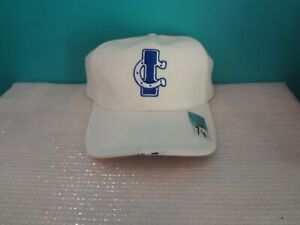 Indianapolis Colts Fitted Size 7 1/8 Cap Hat Nike NEW NWT Vintage NFL Cream