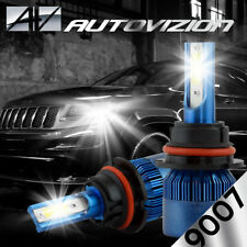 AUTOVIZION LED HID Headlight Conversion 9007 HB5 6000K 2002-2003 Subaru Impreza