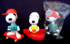 Peanuts Gang Promotional Fast Food Toys 2002-Now