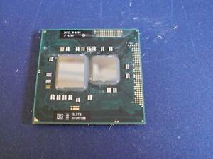 Intel® Core™ i7 620M mobile laptop CPU 2.66GHz Socket G1 4MB SLBTQ