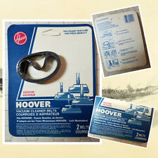 Hoover Vacuum Cleaner 2 pack of Belts for Hoover Power Nozzles NIP